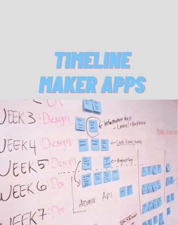 5 Free Timeline Maker Apps for Android