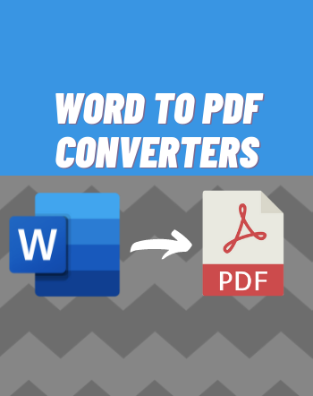 9 Free Websites to Convert Word to PDF Online