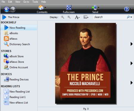 11 Best Free Mobi Reader Software For Windows