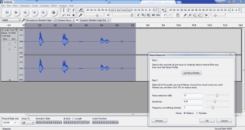 8 Best Free Audio Noise Reduction Software For Windows
