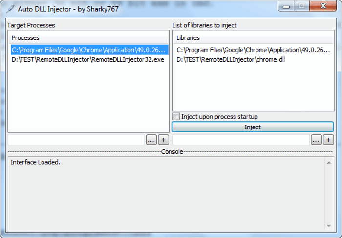 Vb. Net) source code free download: (vb. Net) inject dll.