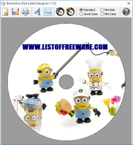 9 Free Best Cd Label Maker Software For Windows