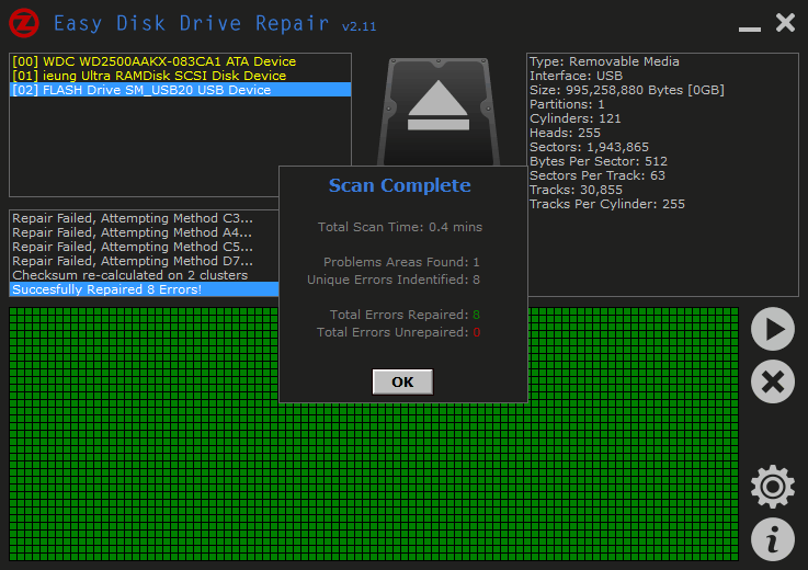 9 Best Free Hard Drive Repair Software To Repair Fix Sectors
