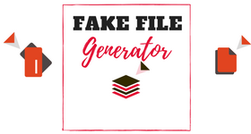 10 Best Free Fake File Generator Software For Windows