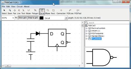 40 best free circuit design software for windows fidocadj is cross platform open source circuit design software available for windows mac and linux this java based circuit design software is absolutely cheapraybanclubmaster Images