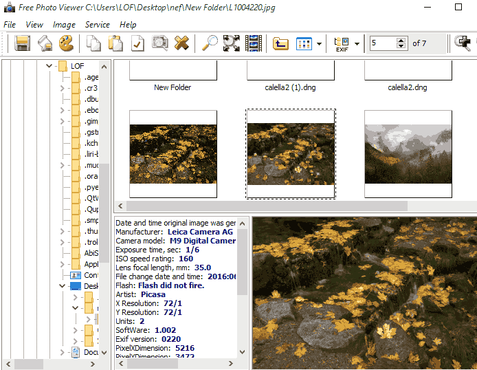 24 Best Free EXIF Viewer Software For Windows