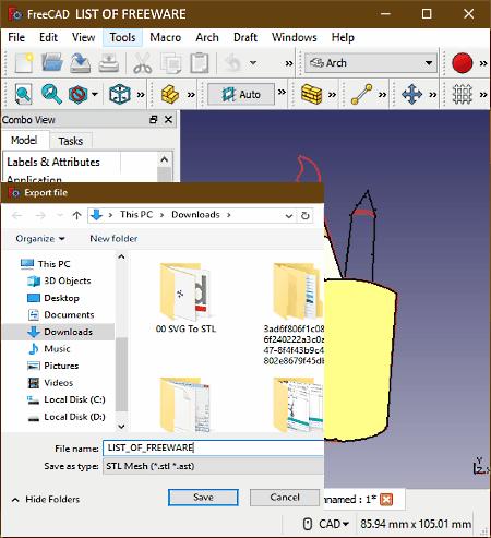 4 Best Free SVG To STL Converter Software For Windows – List