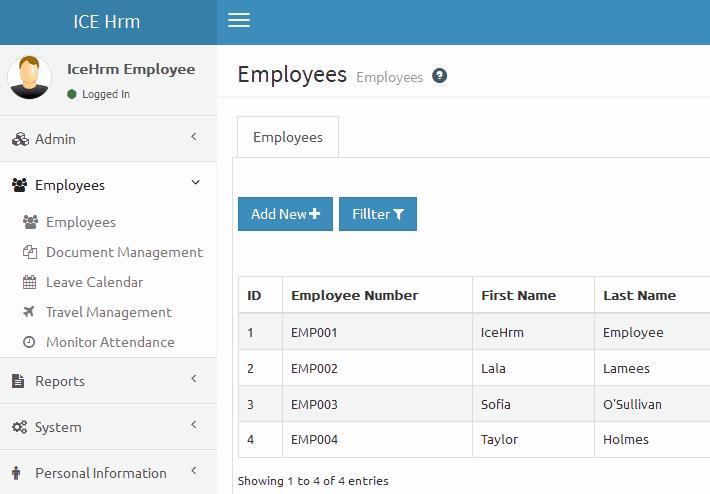 6 Best Free Human Resource Management Software