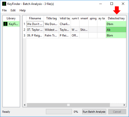 5 Best Free Music Key Finder Software for Windows – List Of