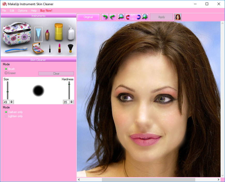 7 Best Free Makeup Photo Editor