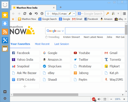 120 Best Free Web Browsers For Windows
