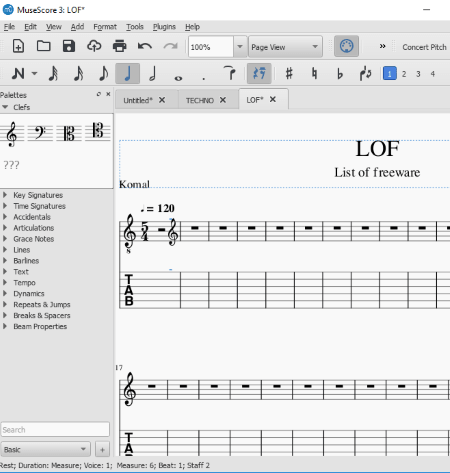 9 Best Free Guitar Tab Creator Software for Windows
