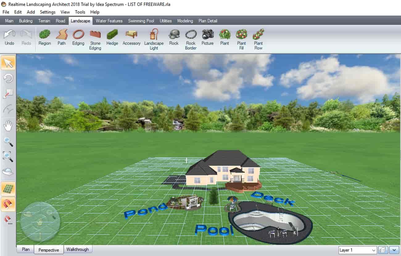 6 best free exterior design software for windows - Free house exterior design software ...