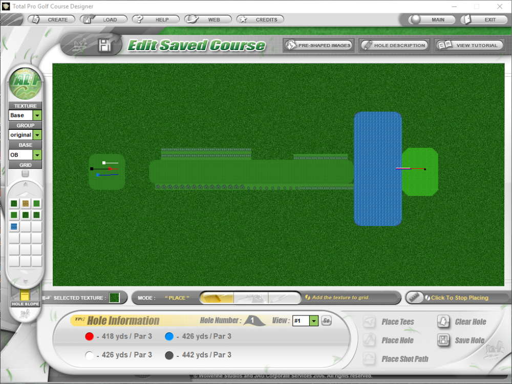 2 Best Free Golf Course Design Software For Windows