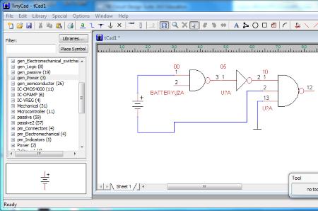 Best Free Electrical Schematic Software - Online Schematic Diagram •