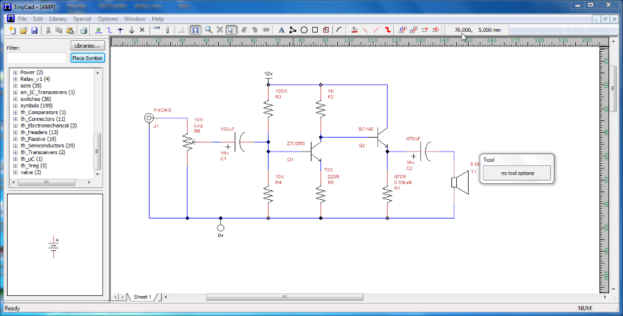 Circuit design software open source