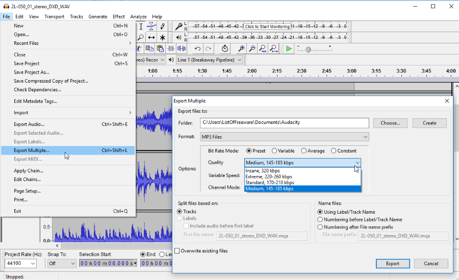 Convert MP3 to FLAC (Online Free ) - Evano