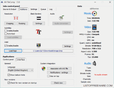 Cùng tìm hiểu 9 phần mềm chèn logo vào video miễn phí dành cho Windows 7