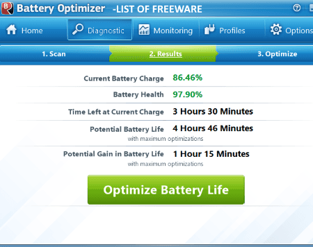 5 Best Free Laptop Battery Test Software For Windows