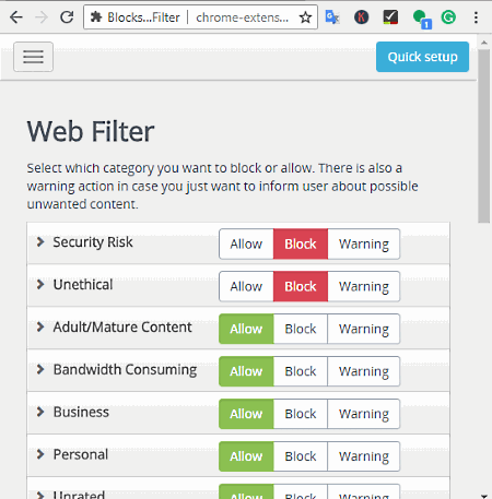 14 Best Free Web Filtering Software For Windows