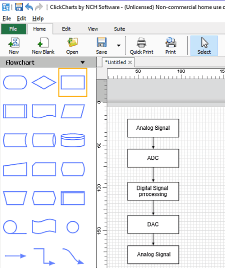 Diagram designer commercial use all kind of wiring diagrams 8 best free block diagram maker software for windows rh listoffreeware com diagram designer portable wpf ccuart Image collections