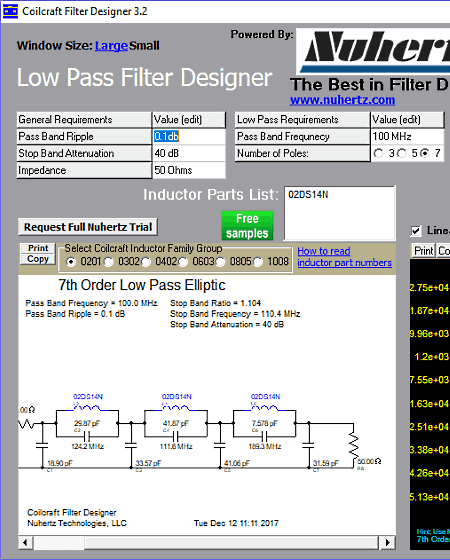 7 Best Free Filter Designer Software For Windows