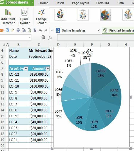 12 Best Free Pie Chart Maker Software For Windows