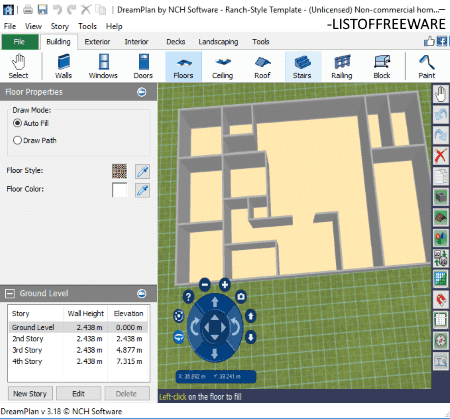5 Best Free 3d Floor Plan Software For Windows,Nature Inspired Design Biomimicry Examples