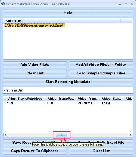 11 Best Free Video Metadata Viewer Software For Windows