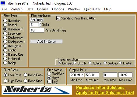 7 Best Free Filter Designer Software For Windows
