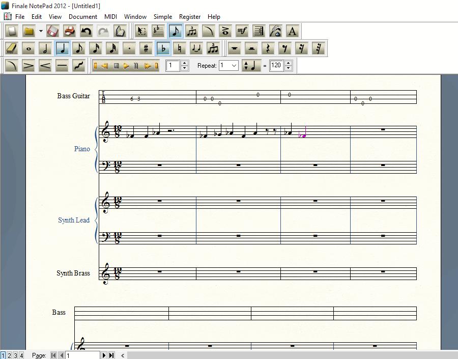 All Music Chords music sheet online free : 17 Best Free Sheet Music Maker Software For Windows