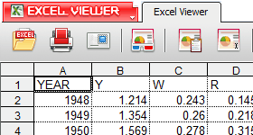 excel viewer mac os x