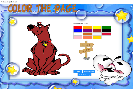 Coloring Book For Kids Is A Free Windows 10 App The Has User Friendly Interface That Makes It Easy To Understand