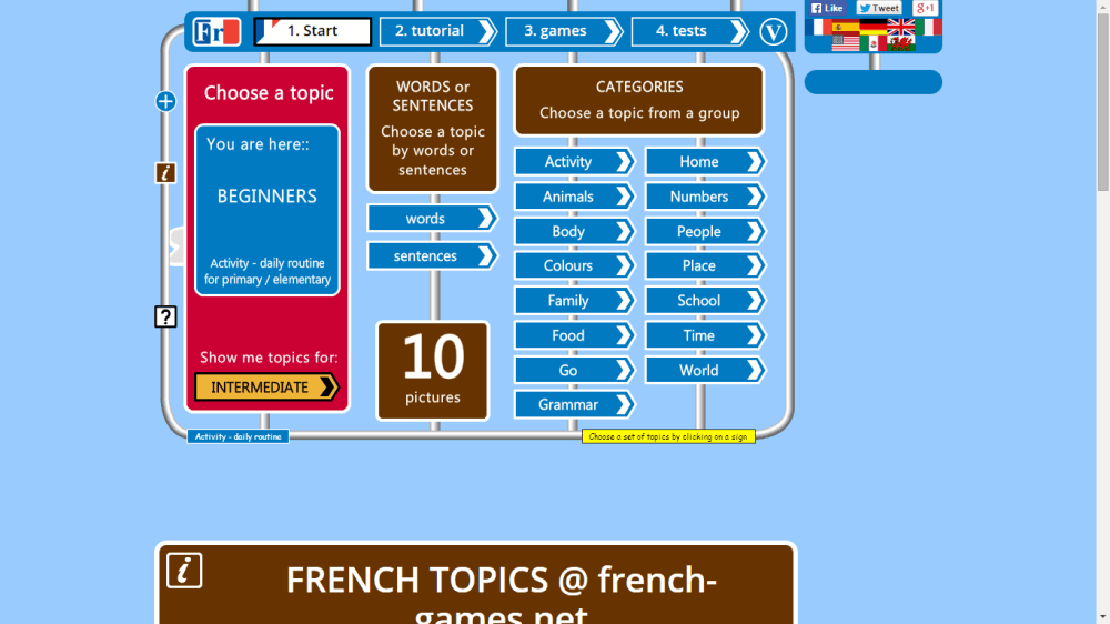 5 Websites to Learn French on - forum.duolingo.com
