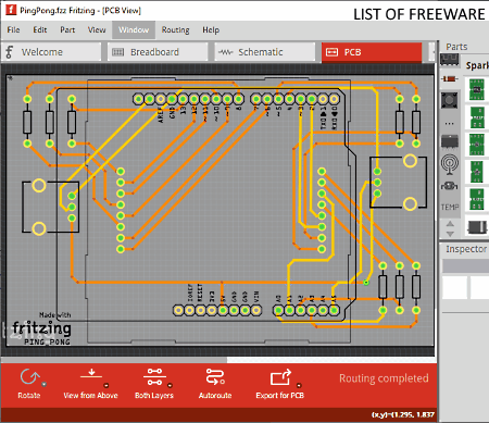 6 Best Free Open Source Pcb Design Software For Windows
