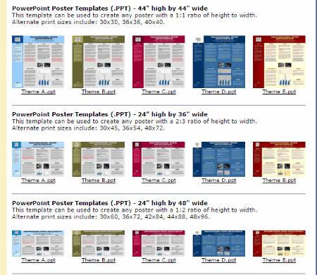 Best websites to download free powerpoint templates genigraphics toneelgroepblik Gallery