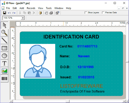 5 Best Free Id Card Maker Software For Windows