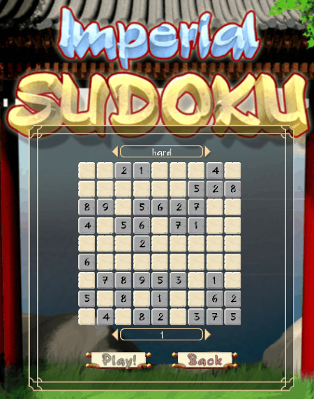 sudoku game free download