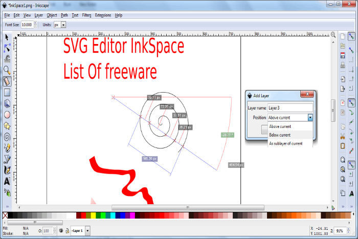 12 Best Free Svg Editor Software For Windows