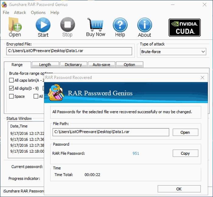 7 Best Free RAR Password Unlocker Software For Windows