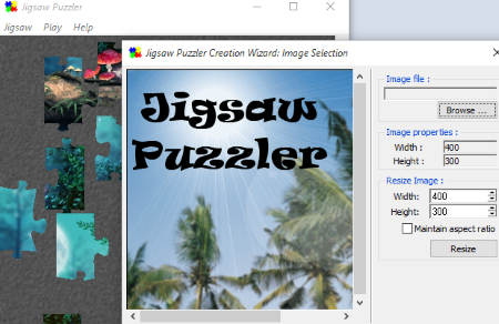 Jigsaw Puzzle Maker For Windows