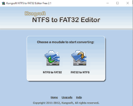fat32 to ntfs converter software free download
