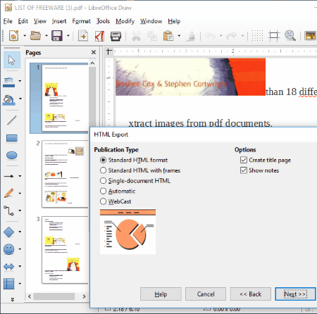 15 Best Free PDF to HTML Converter Software For Windows
