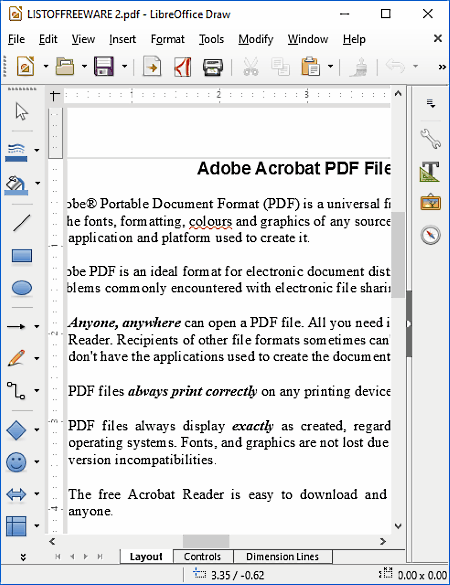 4 Best Free Portable Pdf Editor Software For Windows