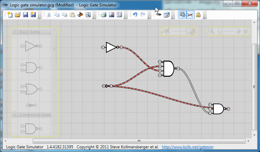 Logic Gate Diagram Maker - Auto Electrical Wiring Diagram •
