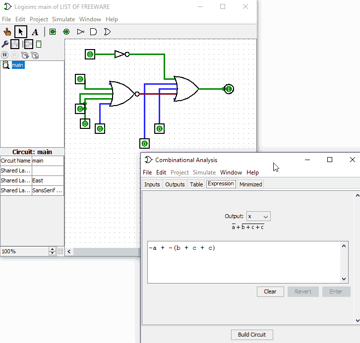 10 Best Free Logic Gate Simulator Software For Windows
