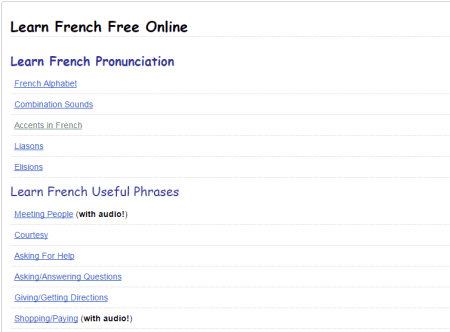 40 Best Free Websites To Learn French Language Online