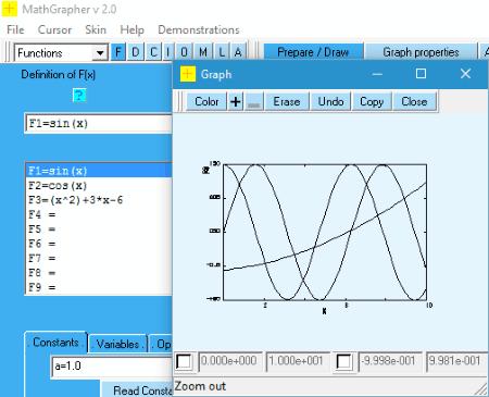 funktionsplotter freeware
