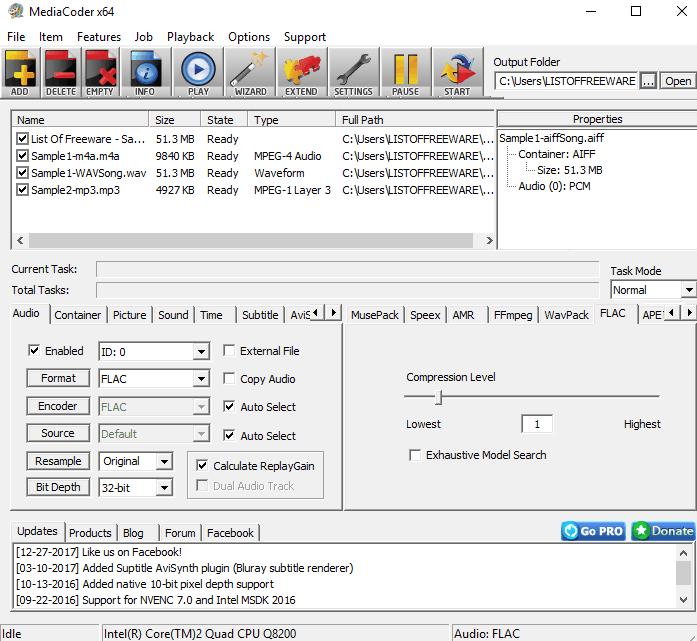 Get Switch Audio Converter Free - Microsoft Store