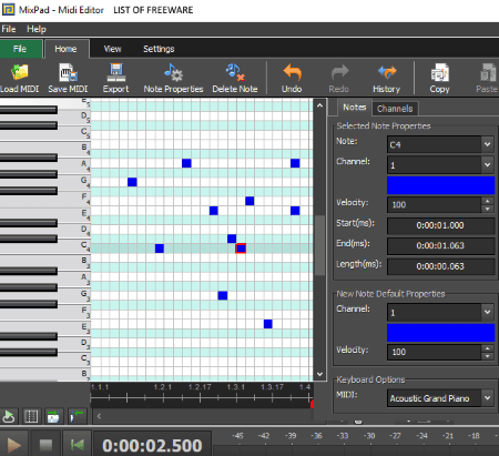 11 Best Free Midi Sequencer Software For Windows